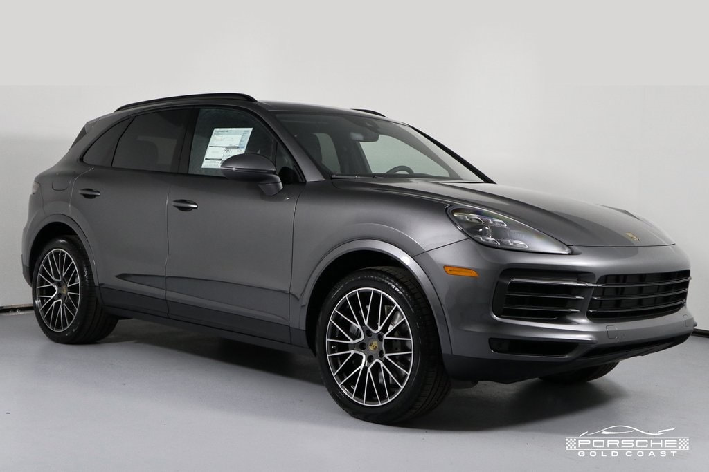 New Cayenne For Sale Long Island